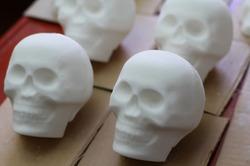 sugar skull blanks